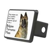 Belgian Tervuren Hitch Cover