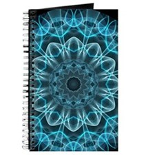 Iceblue bliss kaleidoscope Journal