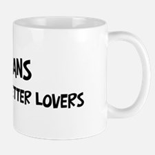 Latvia - better lovers Mug
