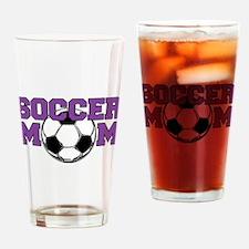 Soccer Mom - Drinking Glass