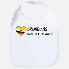 Brunei - better lovers Bib