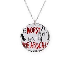 worst zombie Necklace
