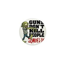 KILL PEOPLE Mini Button