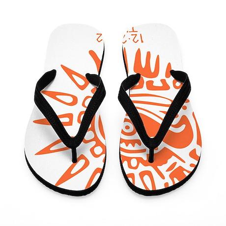 Maya-10x10-Dark Flip Flops