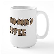 Grandma's Coffee Ceramic Mugs