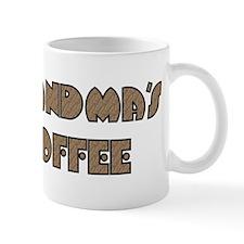 Grandma's Coffee Small Mug
