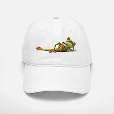 frog Baseball Baseball Cap