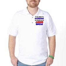 Im Handsome Aussie Uncle T-Shirt