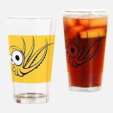 showercurtain31 Drinking Glass