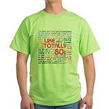 80s Green T-Shirt
