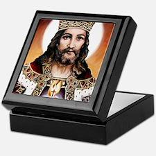 Christtheking Keepsake Box