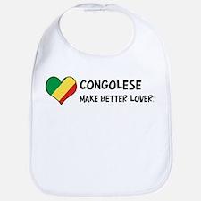 Republic Of The Congo - bette Bib