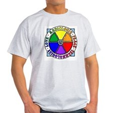 """Peace & Love 1"" T-Shirt"
