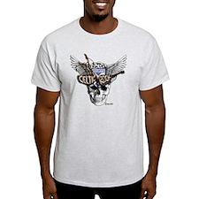 Celtic Rock White T-Shirt
