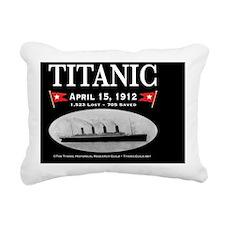 TG2Black18.7x10.7-a Rectangular Canvas Pillow