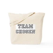 Team CHOSEN Tote Bag