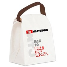 Mastermind Canvas Lunch Bag