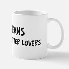 Belize - better lovers Mug