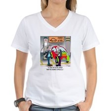 8644_electric_car_cartoon Shirt