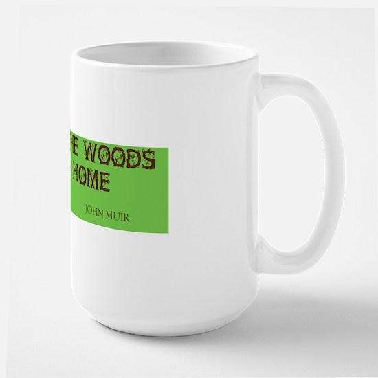 woodsbump Large Mug