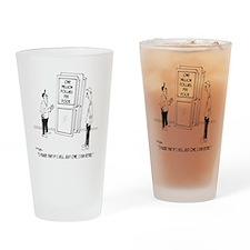6094_construction_cartoon Drinking Glass