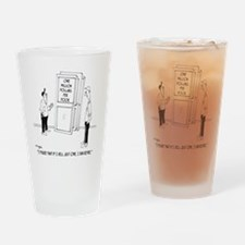 6094_construction_cartoon Drinking Glass