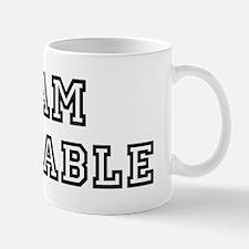 Team DESIRABLE Mug