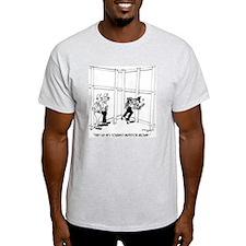 6396_inspector_cartoon_KK T-Shirt