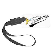 Tracker Jackers Team Shirt 5 Luggage Tag