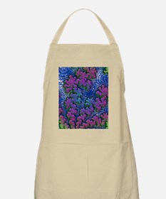 PSYCHEDELIC-GARDEN--MINI-POSTER Apron
