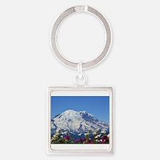 Mt Rainier Keychains