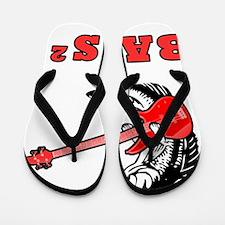 bass 2 Flip Flops
