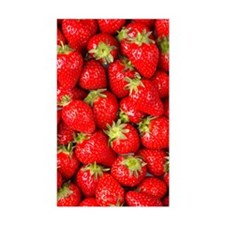 strawberries Decal