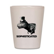 Trex_sophisticated copy Shot Glass