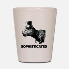 Trex_sophisticated copy Shot Glass