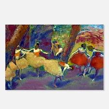 Bag Degas Before Postcards (Package of 8)