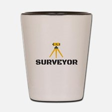 Surveyor Shot Glass