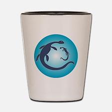 nessy-2 Shot Glass