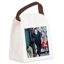 Nixon Bowling Canvas Lunch Bag