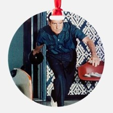 Nixon Bowling Round Ornament