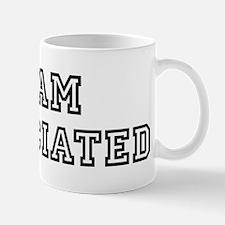 Team DISSOCIATED Mug