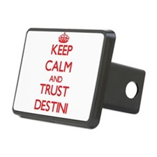 Keep Calm and TRUST Destini Hitch Cover