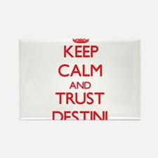 Keep Calm and TRUST Destini Magnets