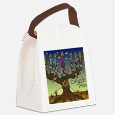 LshanahTovah Canvas Lunch Bag
