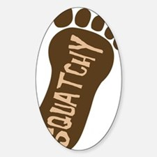squatchy2side Decal