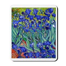 FF VG Irises89 Mousepad