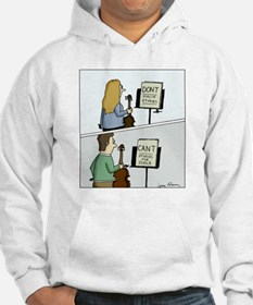 Cant and Dont Studies Hoodie