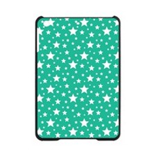 Aquamarine Stars iPad Mini Case