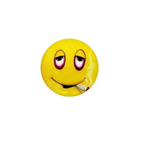 Senor Mr Smiley buttons Mini Button