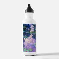 441 Monet Nymph07 Water Bottle